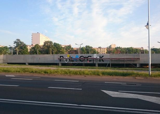Powstają murale przy Orlen Arenie[FOTO] - Zdjęcie główne
