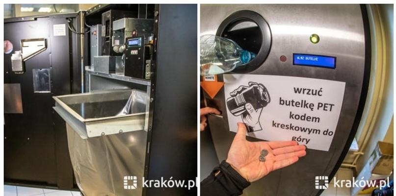"""Butelkomatom Ratusz nie mówi """"nie"""", ale zachęta może być inna niż wypłata groszy - Zdjęcie główne"""
