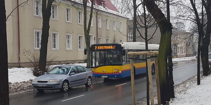 Kolizja z udziałem autobusu. Utrudnienia w centrum  - Zdjęcie główne