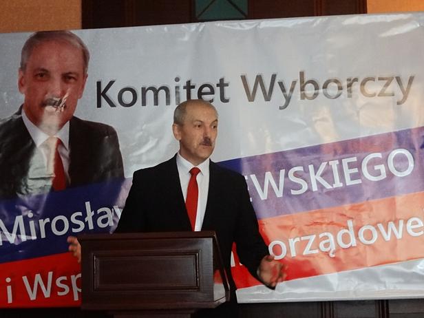 Milewski z PiS nie chce,do wyborów idzie z… - Zdjęcie główne