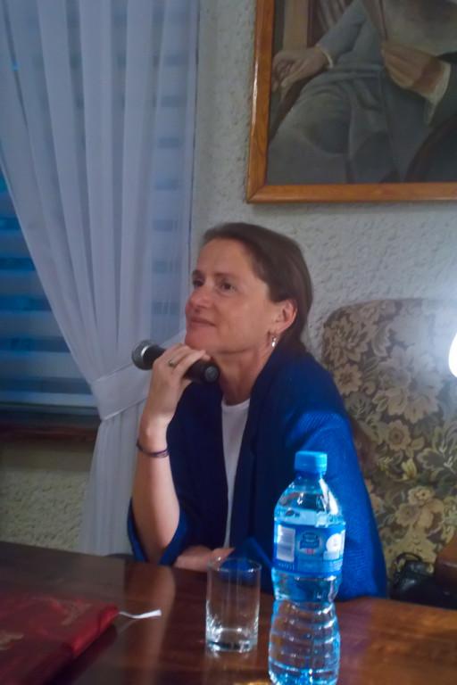 Monika Jaruzelska w Płocku - Zdjęcie główne