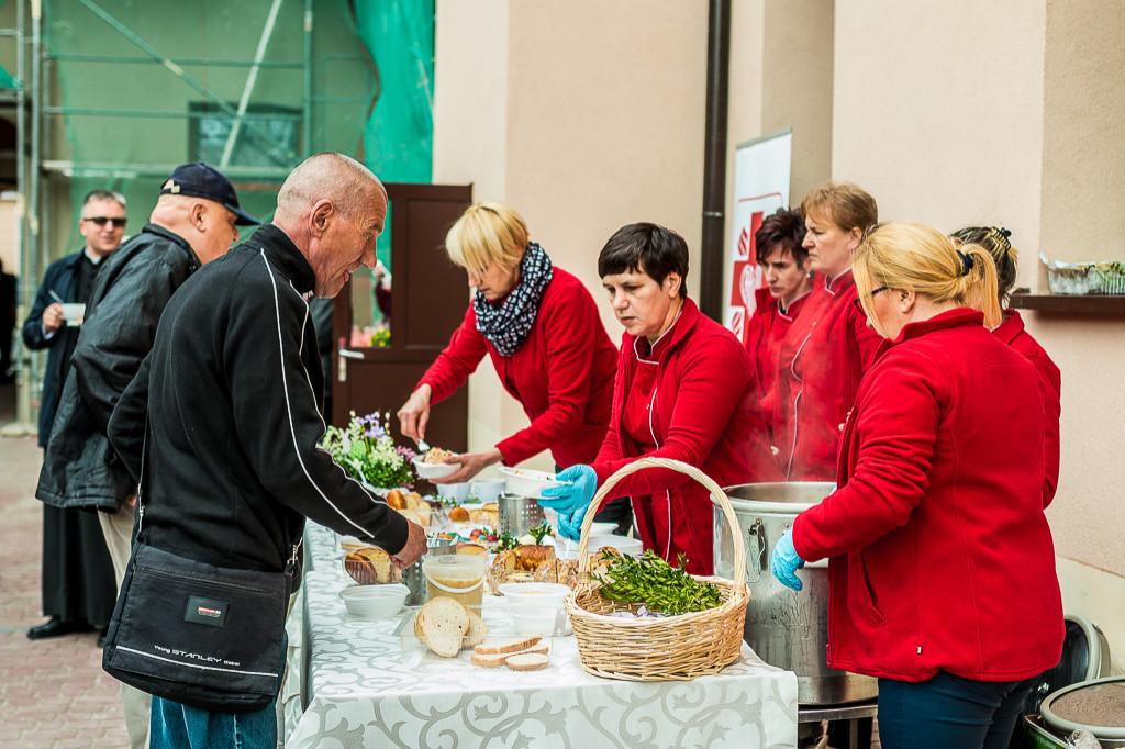 Śniadanie wielkanocne w Płocku - Zdjęcie główne