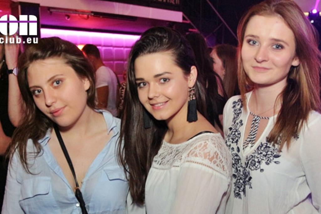 Piątkowa impreza w klubie Milion - Zdjęcie główne