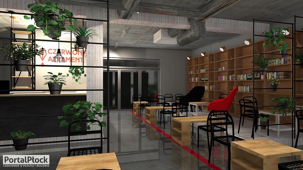 Czerwony Atrament - wizualizacje - Zdjęcie główne