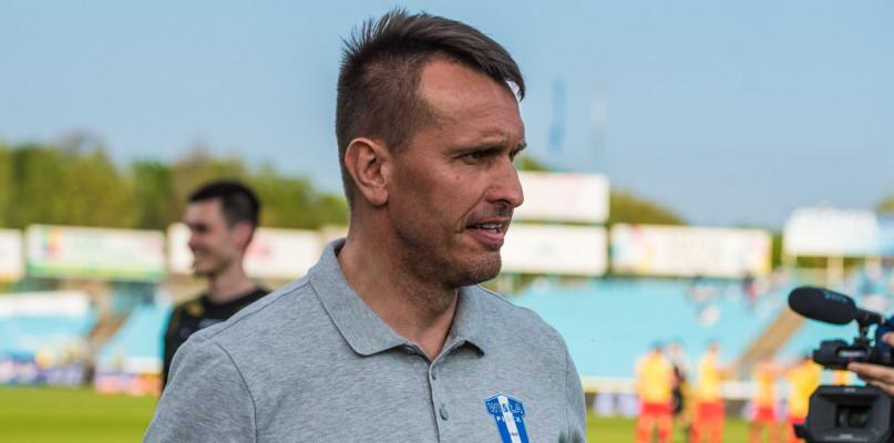 Leszek Ojrzyński: batalia o utrzymanie jeszcze się nie skończyła - Zdjęcie główne