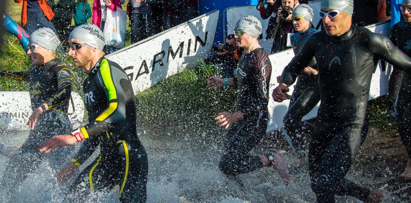 Finał Garmin Iron Triathlon w Płocku [FOTO] - Zdjęcie główne