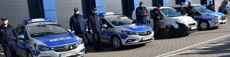 Nowe radiowozy dla funkcjonariuszy policji. Jeden nieoznakowany [FOTO] - Zdjęcie główne