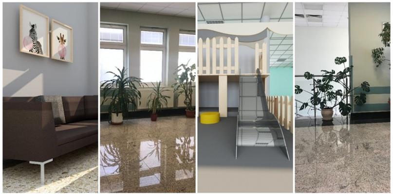 W płockim szpitalu powstanie specjalna strefa dla dzieci i rodziców - Zdjęcie główne