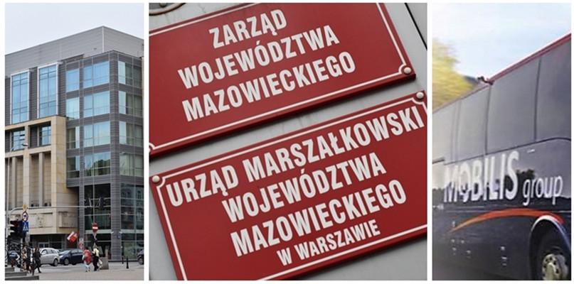 Kursy do Warszawy tylko do końca roku. Kto chce zastąpić Mobilis? - Zdjęcie główne