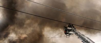 Jednak podpalenie? Prokuratura o pożarze w Zakładach Mięsnych - Zdjęcie główne