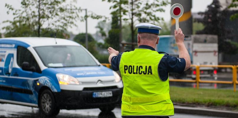 Niebezpieczny weekend na drogach w Płocku i powiecie - Zdjęcie główne