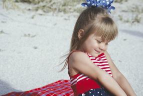 Jak ubierać dzieci w letnie upały? - Zdjęcie główne