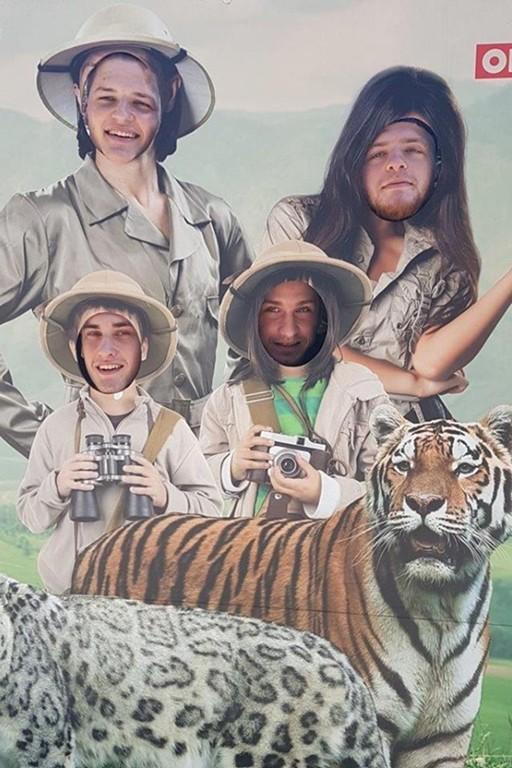 SPR i współpraca z zoo - Zdjęcie główne