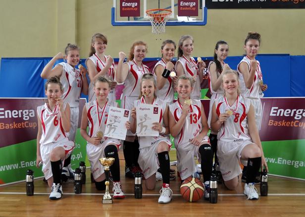 Sukces młodych płockich koszykarek [FOTO] - Zdjęcie główne