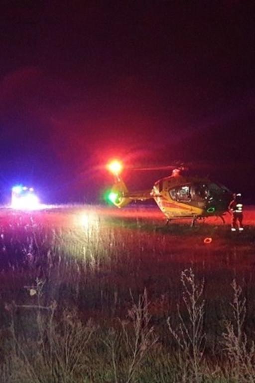Wypadek w Czermnie - Zdjęcie główne