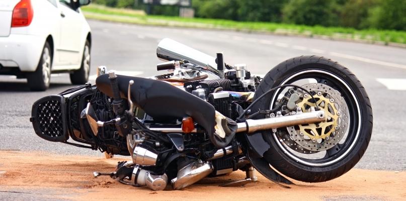 Pięciu motocyklistów rannych od początku roku. To skutek brawurowej jazdy - Zdjęcie główne