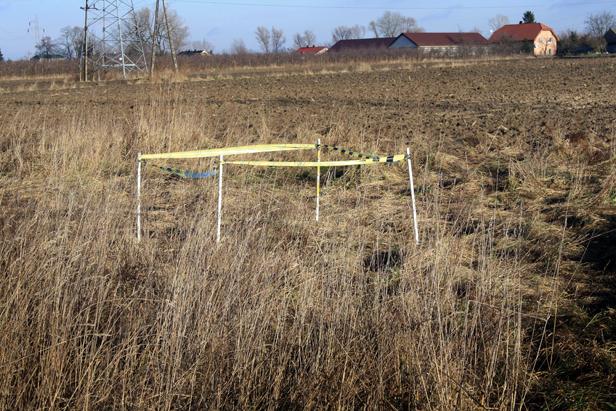Pociski i broń na terenie budowy [FOTO] - Zdjęcie główne