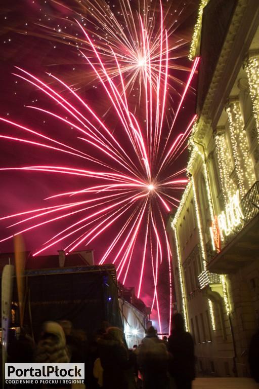 Szampańska zabawa na Starym Rynku - Zdjęcie główne