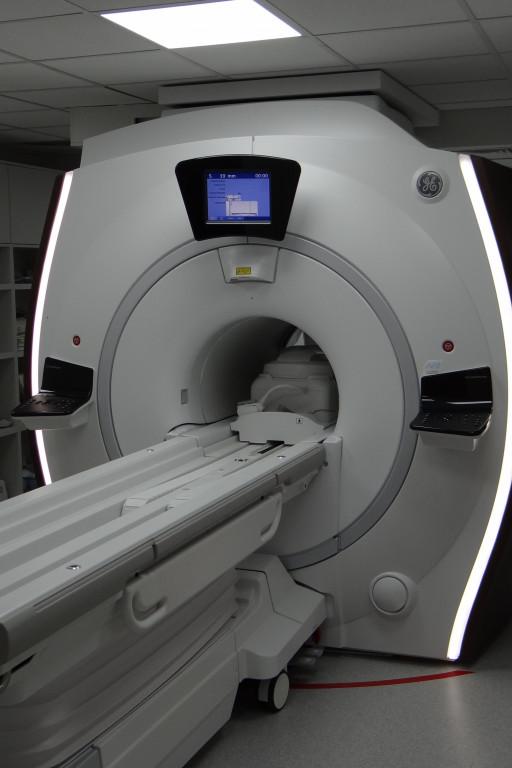 Nowa pracownia rezonansu - Zdjęcie główne