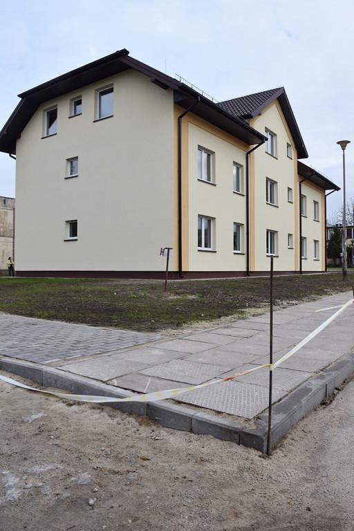 Lokatorzy już z kluczami do nowych mieszkań - Zdjęcie główne