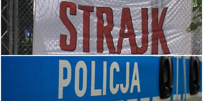 Strajkują policjanci w całej Polsce. A w Płocku? - Zdjęcie główne