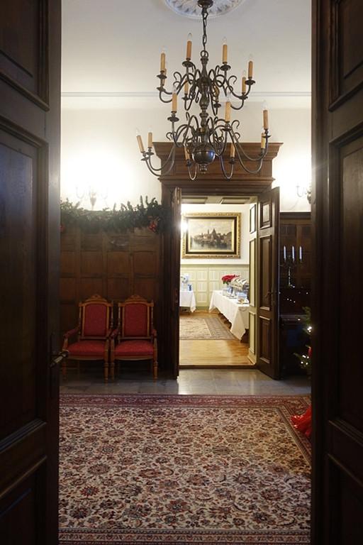 Zobaczcie wnętrza zabytkowego pałacu - Zdjęcie główne