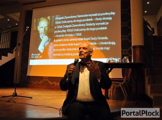 Korwin-Mikke: zdychamy pod okupacją Unii - Zdjęcie główne