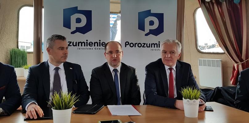 Zjednoczona Prawica przekonuje: CPK to wielka szansa dla Płocka - Zdjęcie główne