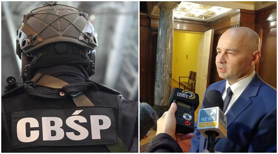 Radca prawny z Płocka zatrzymany przez CBŚP. Śledczy podejrzewają wyłudzenia VAT - Zdjęcie główne