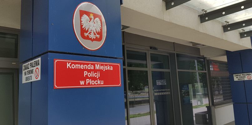 Dobre wieści z sanepidu dla Komendy Miejskiej Policji  - Zdjęcie główne