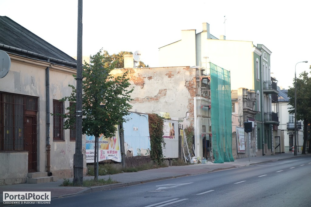 Oficyna na Bielskiej w styropianie - Zdjęcie główne