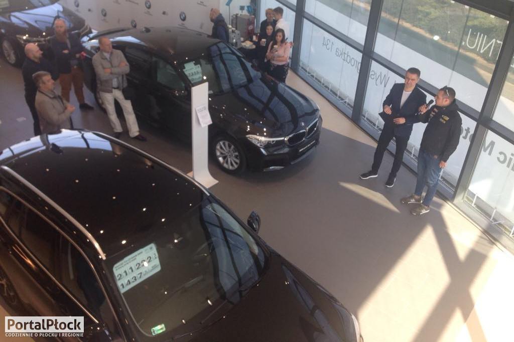 W Płocku otwarto Salon BMW! - Zdjęcie główne