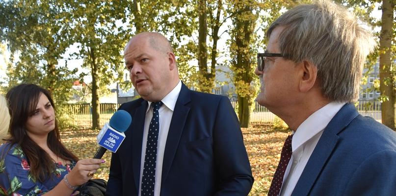 Prezydent Płocka do prezesa Orlenu: Usiądźmy i zróbmy koncepcję razem - Zdjęcie główne