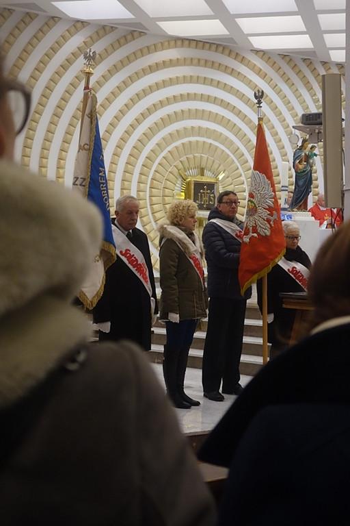 Upamiętnili bohaterów stanu wojennego - Zdjęcie główne