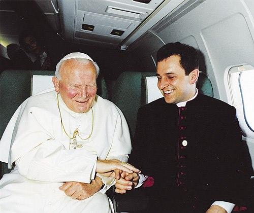 Papieski sekretarz przyjedzie do Płocka - Zdjęcie główne