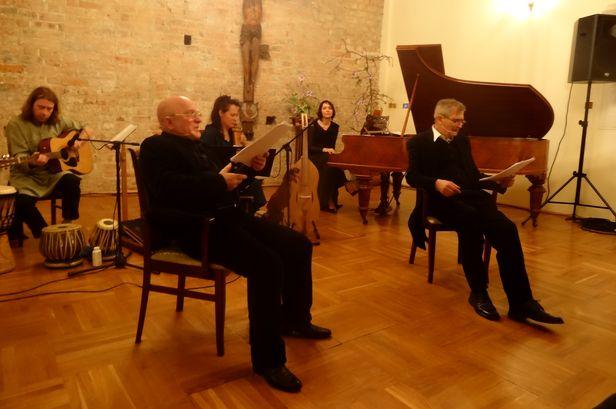 Ludowo-globalny Chopin w Opactwie [FOTO] - Zdjęcie główne
