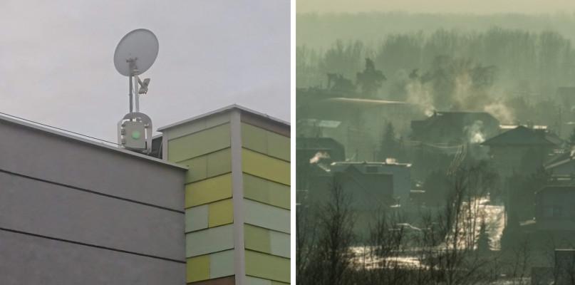 Kolejne dwa mierniki jakości powietrza w Płocku  - Zdjęcie główne