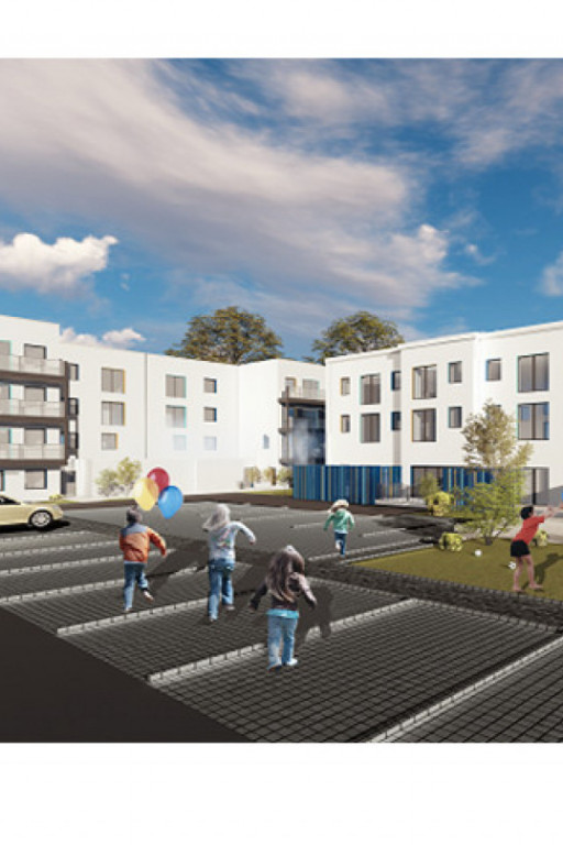 Wizualizacje budynków - Zdjęcie główne