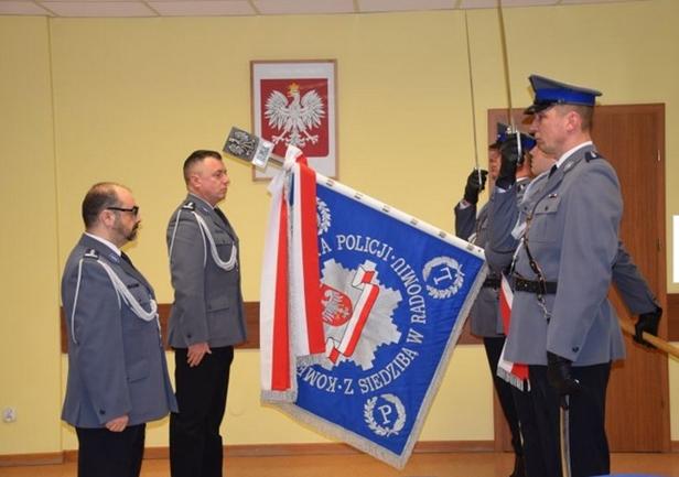 Mniej wypadków i nowy komendant policji - Zdjęcie główne