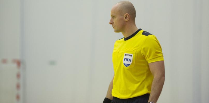 Szymon Marciniak rozjemcą meczu na Wembley - Zdjęcie główne