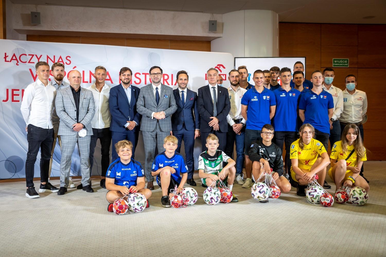 Umowy sponsoringowe płockich klubów przedłużone. Na jakich warunkach?  - Zdjęcie główne