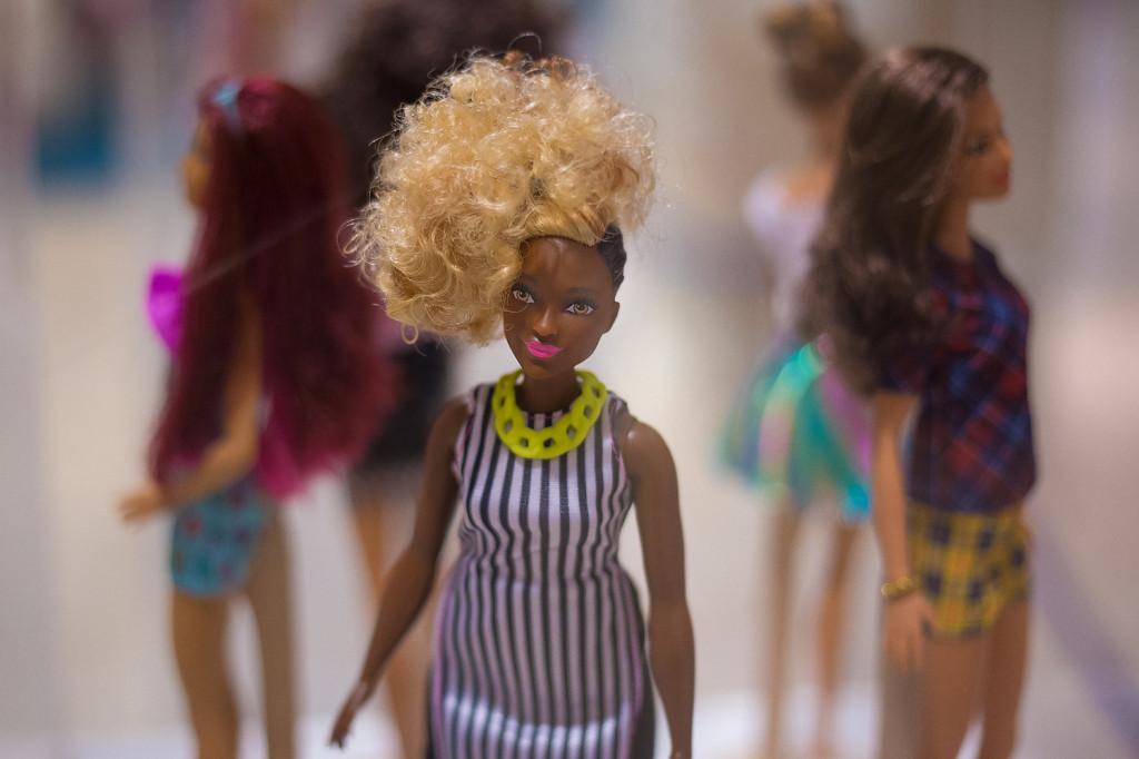 Takich lalek Barbie pewnie nie widzieliście - Zdjęcie główne