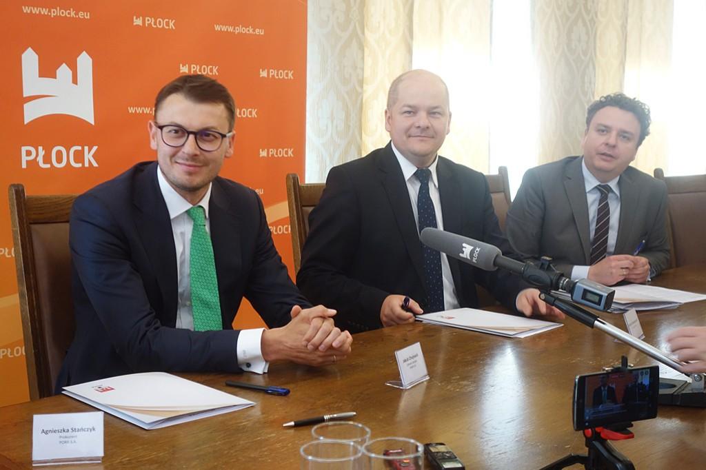 Umowa na trzeci etap trasy podpisana - Zdjęcie główne