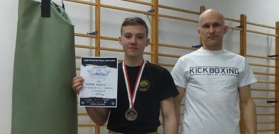 Dwa medale płocczan na mistrzostwach Polski w Kartuzach - Zdjęcie główne