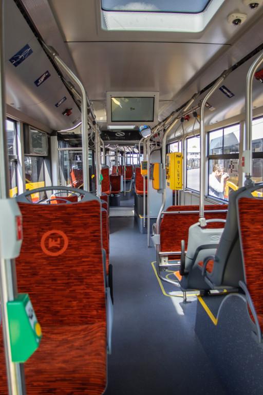 Komunikacja Miejska ma nowe autobusy - Zdjęcie główne
