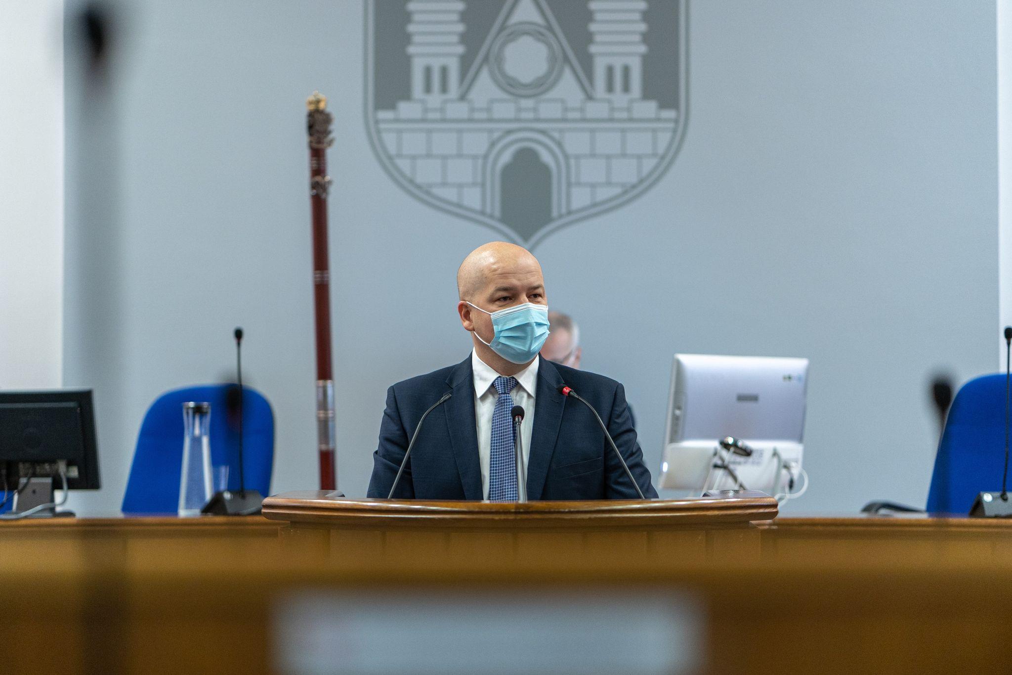 Budżet miasta przyjęty bez dyskusji. Będzie kredyt  - Zdjęcie główne
