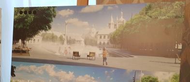 Ratusz dąży do nowego zagospodarowania placu w centrum miasta - Zdjęcie główne