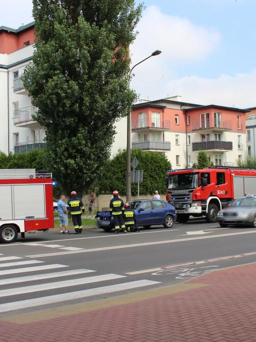 Wypadek na Podolszycach - Zdjęcie główne