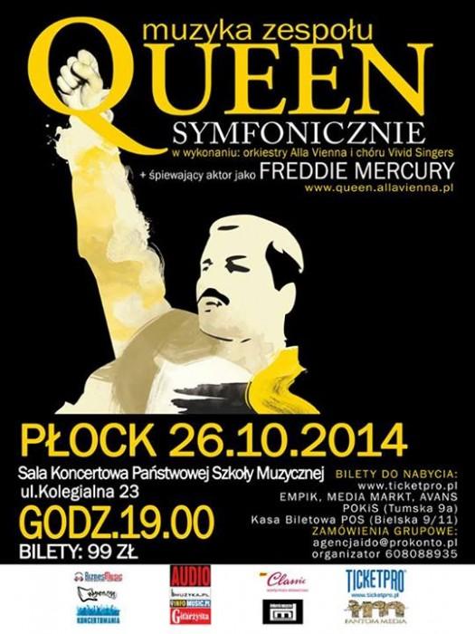 KONKURS: Bilety na Queen Symfonicznie - Zdjęcie główne