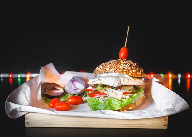 Cycochy kokochy, czyli nowe fit burgery - Zdjęcie główne